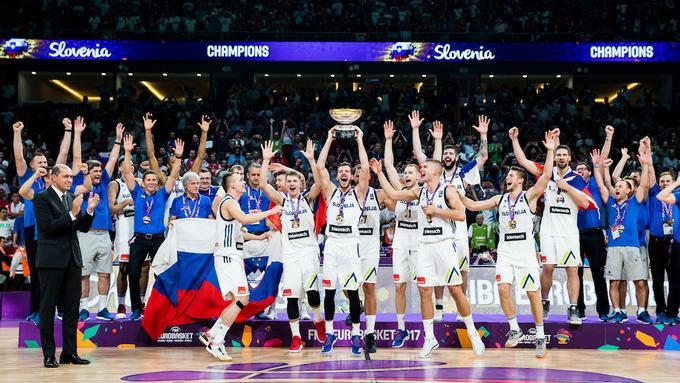 Slovenija evropski prvak